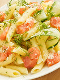 Penne Stock Photo