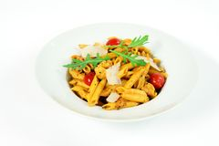 Penne alla vodka Stock Images