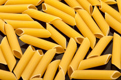 Penne closeup Stock Photos