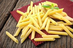 Penne Royalty Free Stock Images
