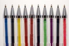 Penne colorate. Fotografia Stock Libera da Diritti