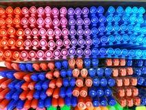 Penne Colourful immagini stock libere da diritti