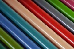 Penne dell'artista Fotografia Stock