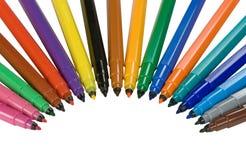 Penne di punta ritenuta fotografie stock