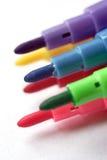 Penne di punta ritenuta Fotografia Stock