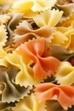 Penne Farfalle Stock Image