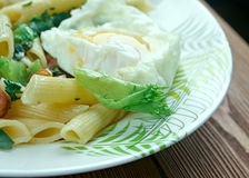 Penne Florentine Stock Image