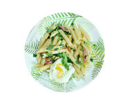 Penne Florentine Royalty Free Stock Photos