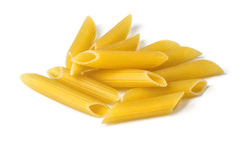 Penne isolated Royalty Free Stock Image