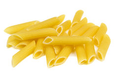 Penne macaroni Stock Photos