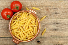 Penne pasta Royalty Free Stock Photos