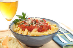 Penne Pasta Stock Image