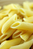 Penne Pasta Close Up Stock Photography