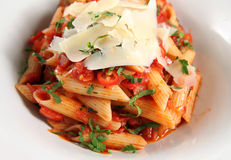 Penne Pasta Food Royalty Free Stock Photos