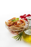 Penne pasta Royalty Free Stock Images