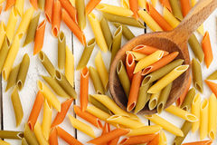 Penne pasta Royalty Free Stock Photography