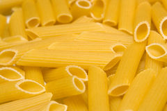 Penne Raw Stock Images