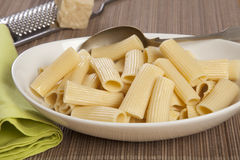 Penne Rigate Stock Afbeelding
