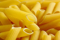 Penne rigate pasta Royalty Free Stock Photos