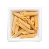 Penne rigate Stock Image