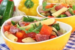 Penne Salad Stock Image