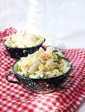 Penne salad Royalty Free Stock Photos