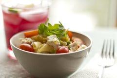 Penne Tuna Salad Royalty Free Stock Photos