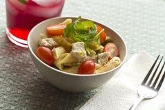 Penne Tuna Salad Stock Image
