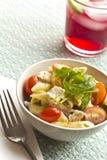 Penne Tuna Salad Stock Images