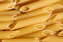 Penne typical italian pasta Stock Photo