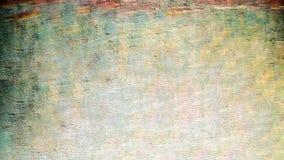 Pennellate astratte della pittura a olio illustrazione vettoriale