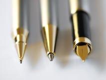 Pennen stock foto