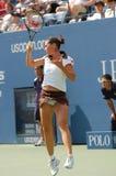 Pennetta Flavia in US öffnen 2008 (50) Lizenzfreies Stockfoto