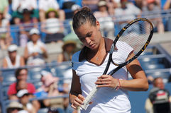 Pennetta Flavia at US Open 2008 (21) Stock Photography