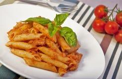 pennette kumberlandu pomidor Obrazy Stock