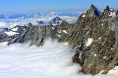 Pennine Alps Stock Images
