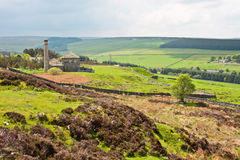 Pennine Hills Stock Photography