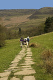 Pennine way Stock Photos