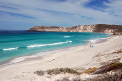 Pennington Bay on Kangaroo Island Stock Photos