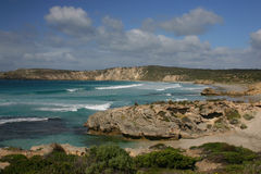 Pennington Bay in Kangaroo Island stock images