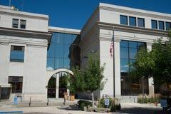 Pennington County domstolsbyggnad fotografering för bildbyråer