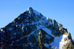 penninite d'alpes Photos stock