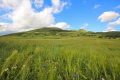 Pennino mountain Stock Photo