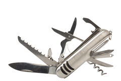 Pennkniv som kan användas till mycket Royaltyfria Bilder