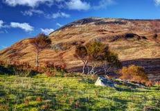 Península de Elgol Fotografia de Stock Royalty Free