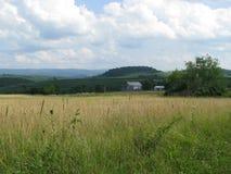Pennsylvania-Ackerland Lizenzfreies Stockbild
