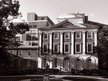 Pennsylvania-Krankenhaus-historische Stätte Philadelphia stockfotografie