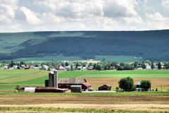 Pennsylvania-Landwirtschaft Lizenzfreie Stockfotos