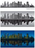 pennsylvania linia horyzontu Philadelphia ilustracji