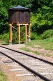 Pennsylvania Lumber Museum stock photo